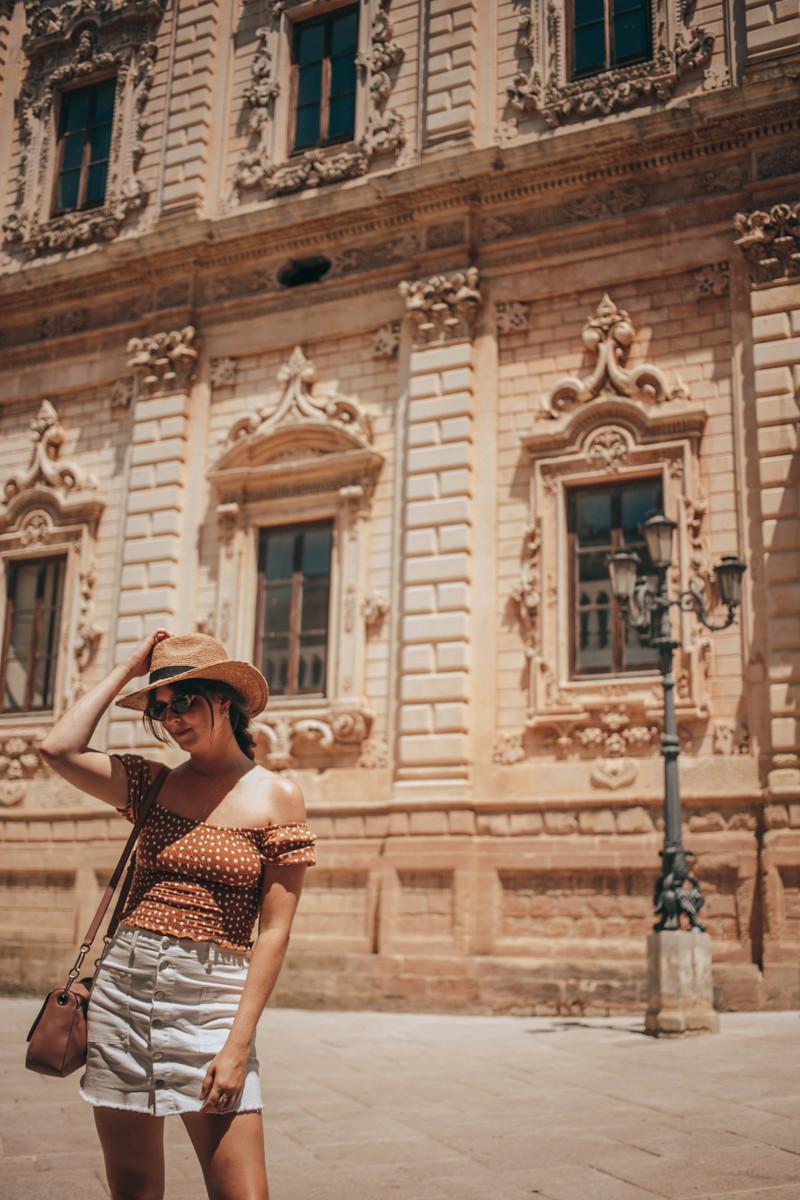 Puglia diaries: visiting Lecce