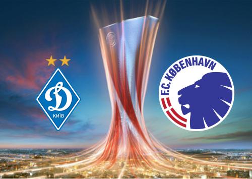 Dynamo Kyiv vs Copenhagen -Highlights 24 October 2019