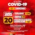 Jaguarari registra 05 novos casos de coronavírus no Boletim desta terça-feira (23)