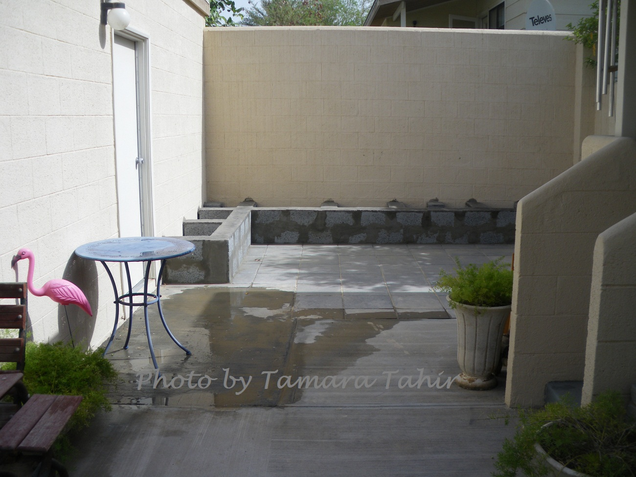 Cinder Block Stairs Dreaming Of Concrete Blocks Raised Beds Planters Tables And