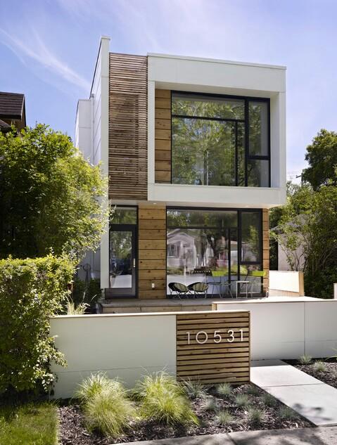 best wooden house