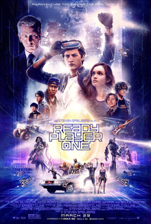 Ready Player One 2018 Action Adventure/Sci-Fi Full Movie Direct Torrent Free Download