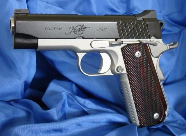 Average Joe's Handgun Reviews: Kimber Super Carry Pro  45 ACP