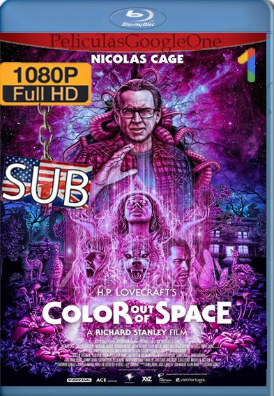 El color que cayó del cielo [2019] [1080p BRrip] [VOSE] – StationTv