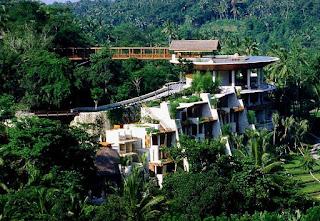 Los más lujosos y mejores hoteles del mundo, Hotel Four Seansons Resorts Sayan