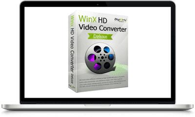 WinX HD Video Converter Deluxe 5.15.4 Full Version