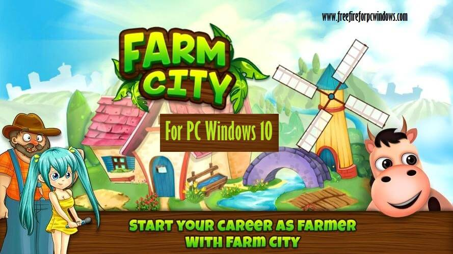 Farm City Game Free Download For PC