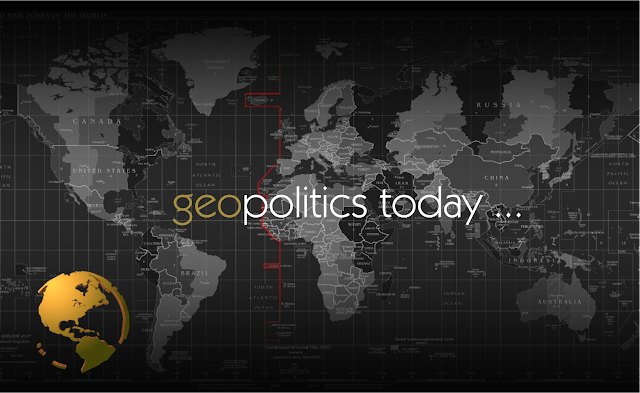 GEOPolitics Today ... Tuesday, 10 March 2020