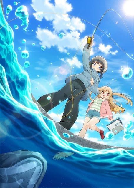 El anime Slow Loop Fishing