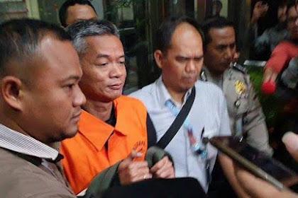 Pakai Rompi Oranye, Wahyu Setiawan Minta Maaf Kepada Rakyat Indonesia