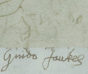 Firma Guy Fawkes