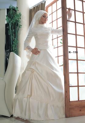 bf500fbe4 فساتين زفاف عربية