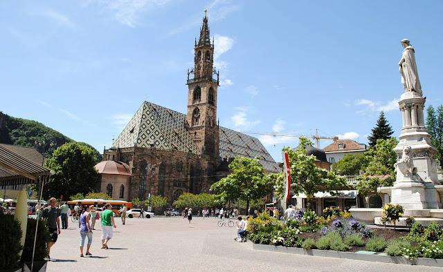 Vacanze in Trentino Alto Adige - Luoghi belli Bolzano