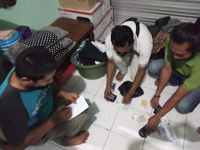 Polres Sumbawa Barat Ringkus Terduga Pengedar Sabu di Taliwang