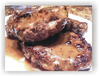 Easy Hamburger Steak Recipe to Cook At Home