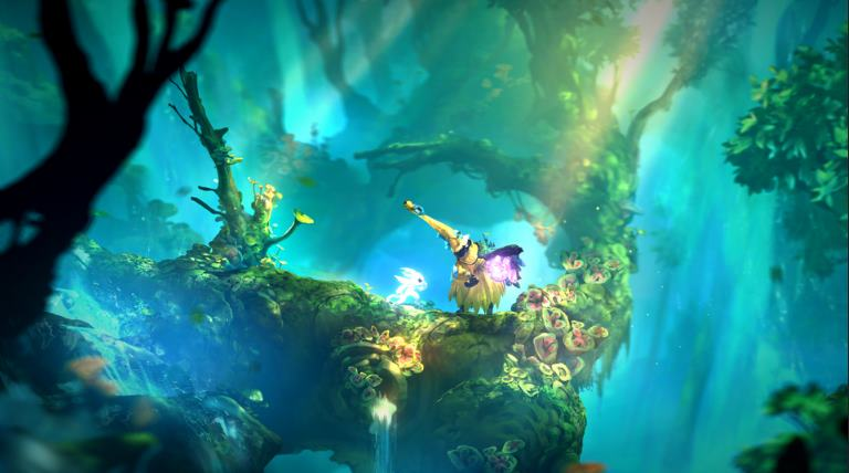Ori and the Will of the Wisps pc full español