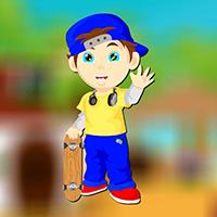 Play AvmGames Skater Boy Escap…