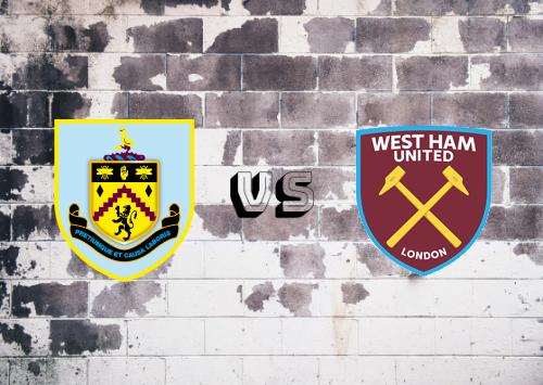 Burnley vs West Ham United  Resumen y Partido Completo