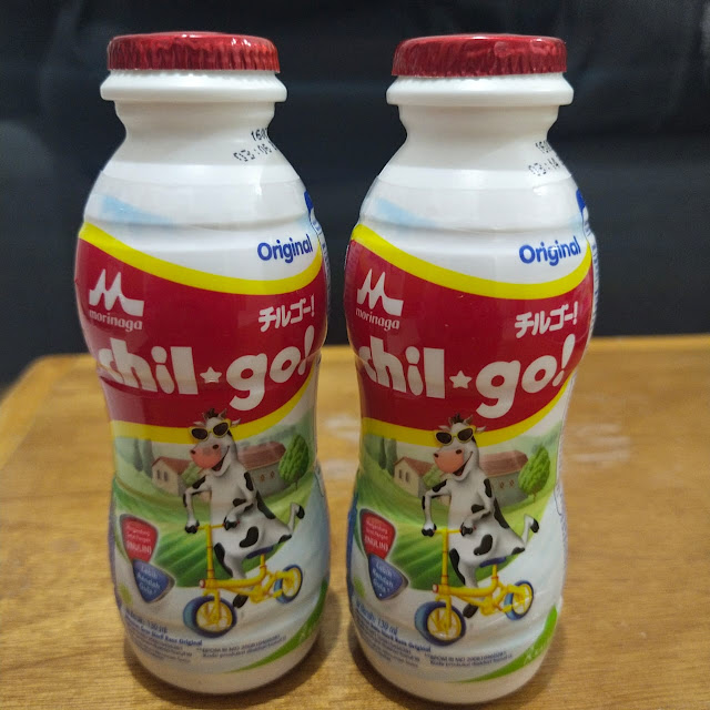 Susu Cair Anak Chil*Go! Original