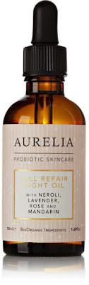 aurelia probiotic cell repair oil