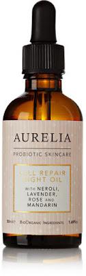 aurelia probiotic cell repair oil