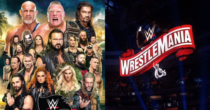 WWE Rumors - Superstar to lose at WrestleMania 36 and return with a new gimmick