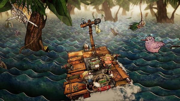 Trash Sailors Cross Platform Play Multiplayer and Cross Save