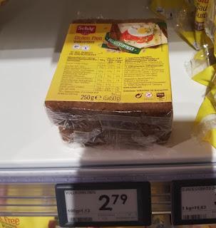 Vollkornbrot by Schär gluten free