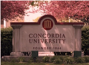 Learning Master of Business Administration at Concordia at the University of Chicago