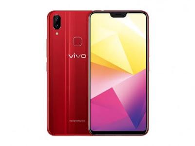 Spesifikasi Vivo X21i - RAM 4GB
