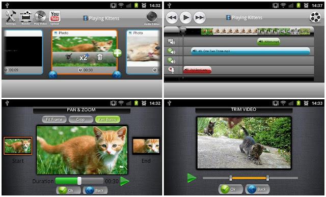 Aplikasi Membuat Video yang Bisa Anda Coba Cuma Butuh HP Saja