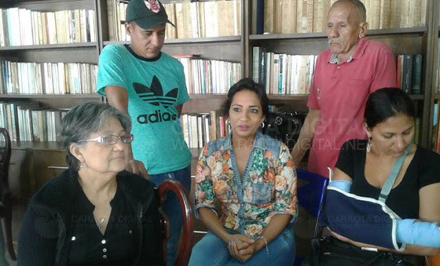 Solicitarán exhumación del cadáver de Lisbeth Ramírez