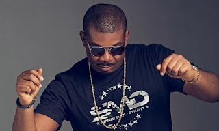 Donjazzy blesses Twitter follower with 95k for school fees