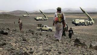 Koalisi Arab Hancurkan Situs Peluncuran Rudal Balistik Pemberontak Syi'ah Houtsi di Sana'a