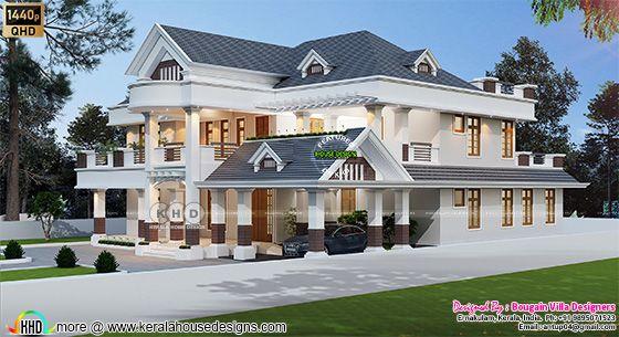 Spacious 5 Bhk House