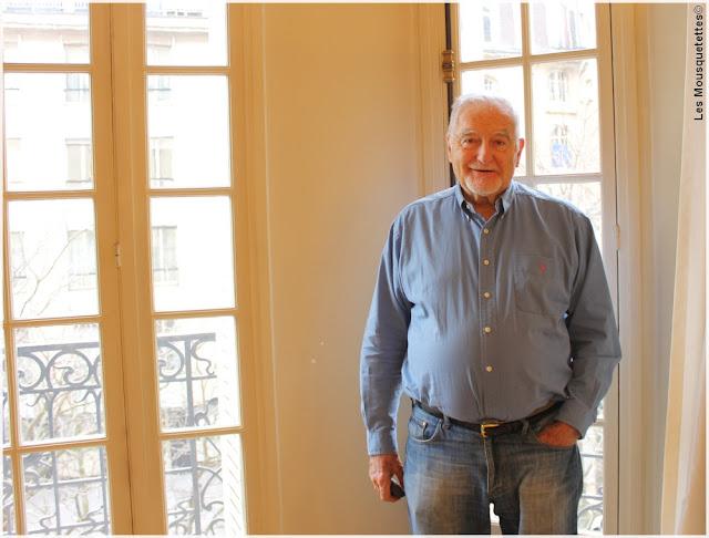 De l'Oréal à Lhassa, itinéraire d'un iconoclaste - Interview Robert Salmon - Blog beauté Les Mousquetettes©