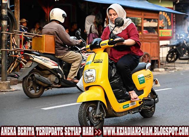 Perusahaan Otomotif Berlomba Produksi Sepeda Dan Skuter Listrik