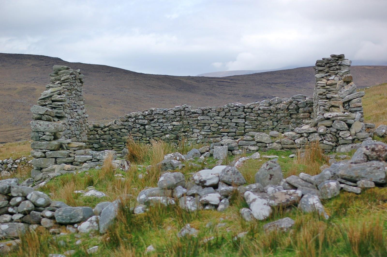 achill island, ireland