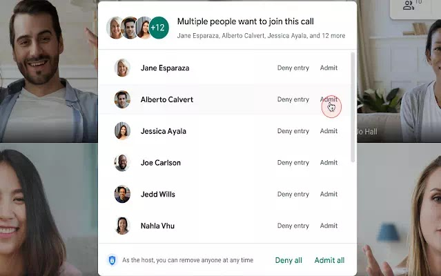Cara Otomatis Menerima Peserta Rapat di Google Meet-1