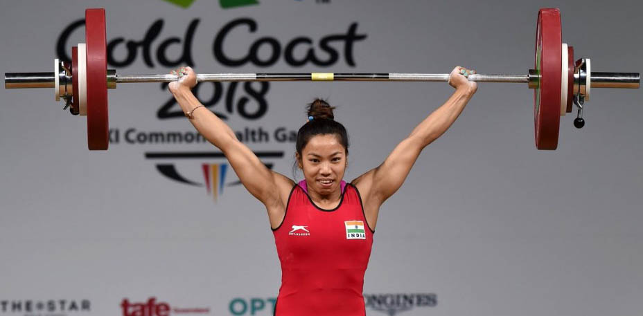 mirabai chanu weightlifting, mirabai chanu in hindi, mirabai chanu age, mirabai chanu manipur, mirabai chanu photo, mirabai chanu gold medal, mirabai chanu life story, Commonwealth Games 2018,