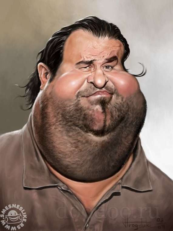 Funny Caricatures Of Famous People This Is Quite Good