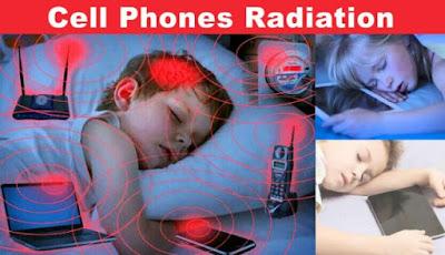 Bahasa radiasi ponsel