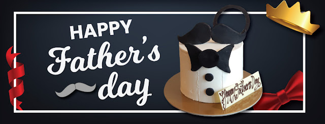 LePont Boulangerie Father Day Cake