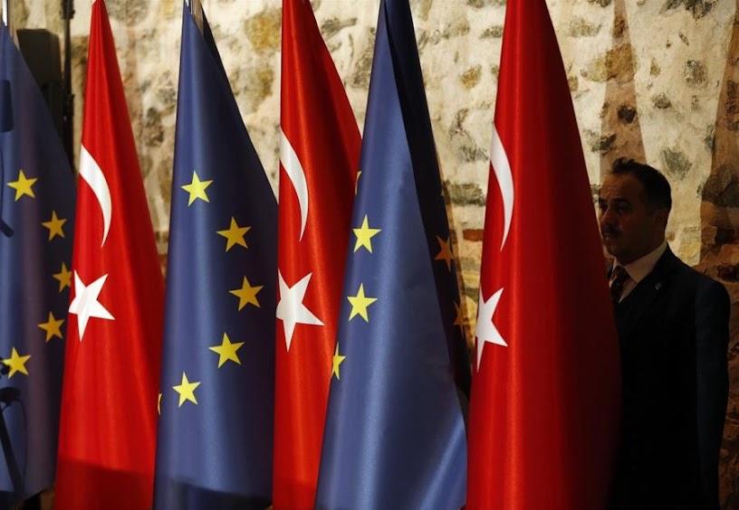 Koμισιόν: Το θέμα της Τουρκίας θα συζητηθεί στη Σύνοδο Κορυφής του Δεκεμβρίου
