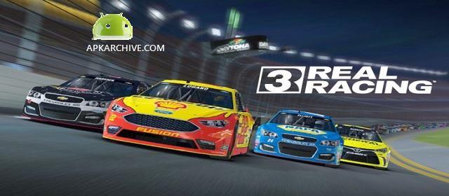 Real Racing 3 Apk Android Yarış Oyunu indir!