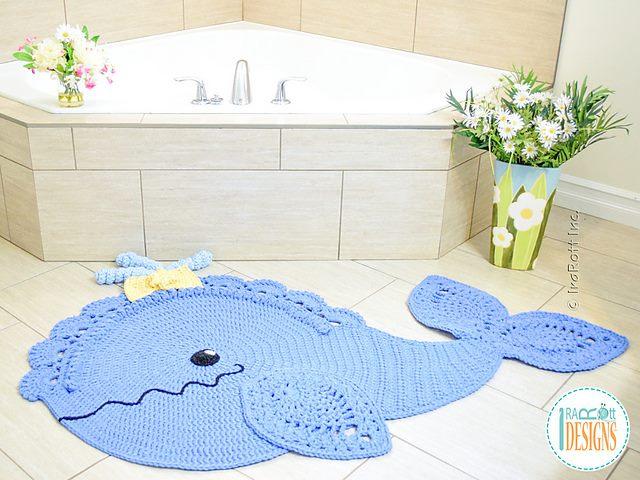 tapete baleia de croche tapete peixe de croche croche com receita aprender croche edinircrochevideos