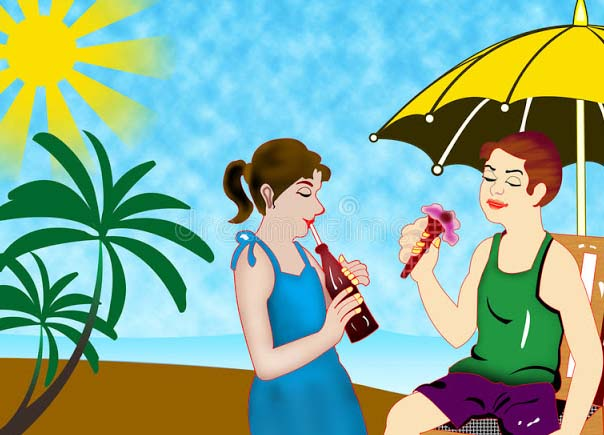 Everybody wants to drink something cold in the scorching sunlight of extreme summer season. Specially, when you enter into the house bathing with perspiration, it is the only wish to get something cold to drink that can provide freshness to the whole body.