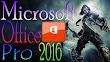 Microsoft Office 2016 Pro Plus 1908 September 2019