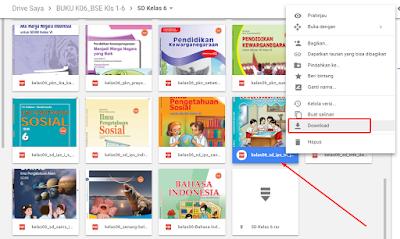 Download di google drive