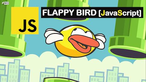 Create the Flappy Bird Game Using JavaScript